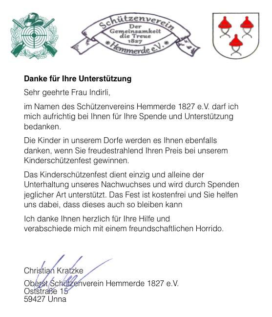 Schützenverein_Hemmerde